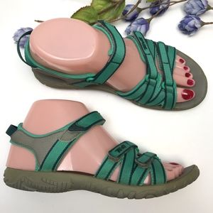 Teva Tirra Multi Strap Adjustable Sandals Outdoor